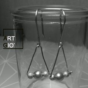 dondolo - perle - orecchini  2