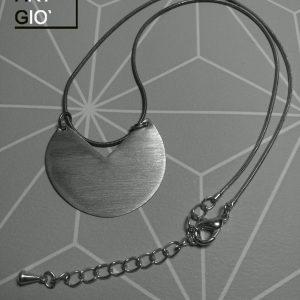 pac man - alluminio - collana 2