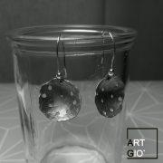 scolapasta - orecchini - alluminio 1