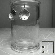 scolapasta - orecchini - alluminio 3