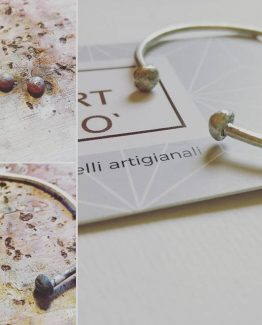 braccialetto in argento 925